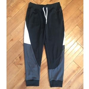 Nike Colorblock Jogger Pants Size Medium